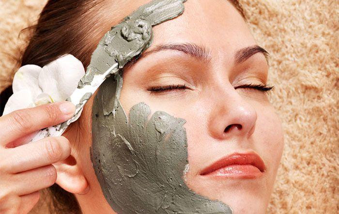 El medio para la depilación en la piel